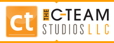 Topeka, Lawrence, Kansas City Web Design with The C-Team Studios